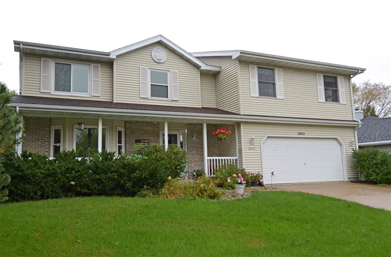 1803 Dover Dr, Waunakee, WI 53597 - #: 1891502