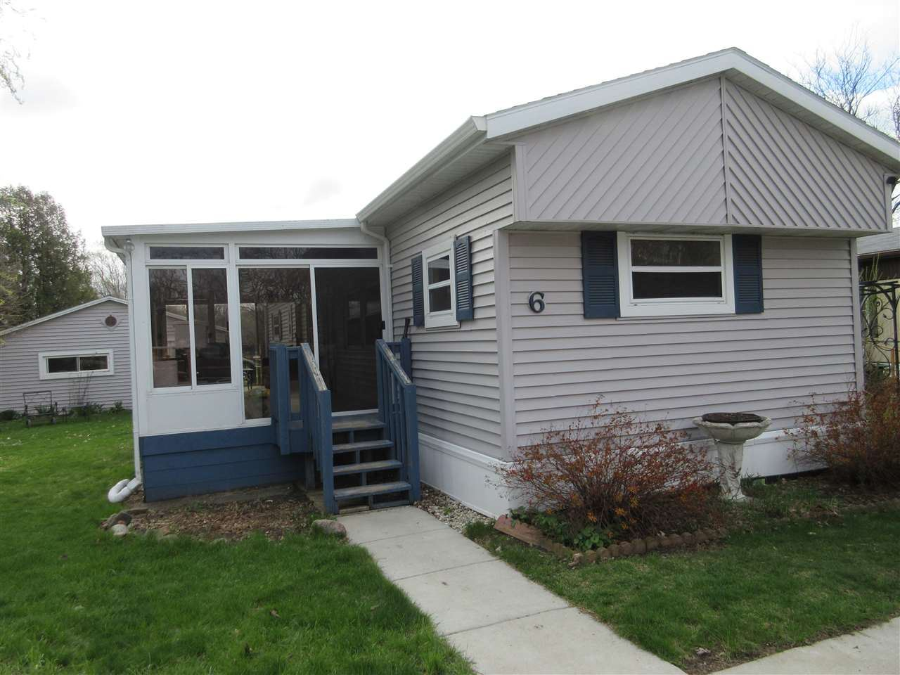6 Lapidary Ln #6, Janesville, WI 53548 - #: 1906502