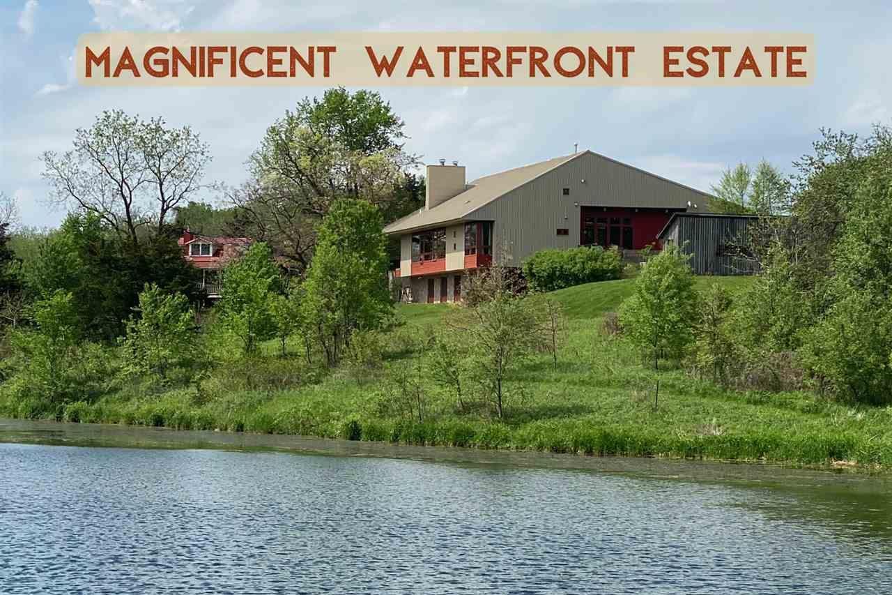 11501 Fork Rd, Darlington, WI 53530 - #: 1877505