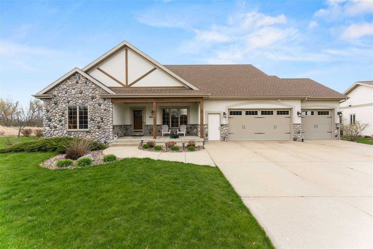 2814 Sunflower Dr, Fitchburg, WI 53711 - #: 1882507