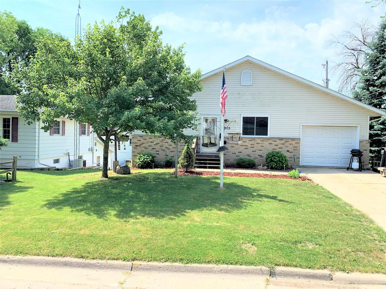 905 Caswell St, Fort Atkinson, WI 53538 - #: 369507