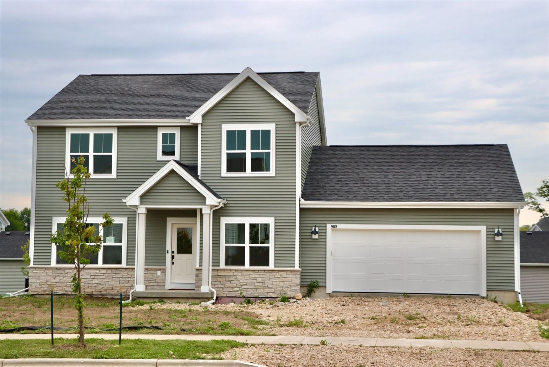 989 Griffin Way, De Forest, WI 53532 - #: 1908509