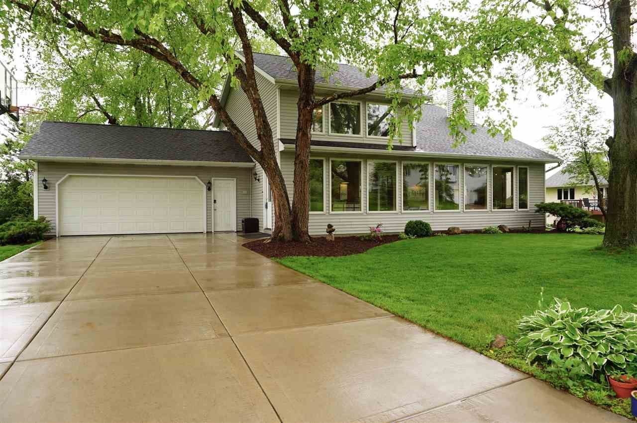 806 Forest View Dr, Verona, WI 53593 - #: 1884525