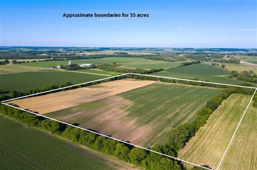 Photo of 33 Acres Sandy Hook Rd, Brooklyn, WI 53521 (MLS # 1898537)