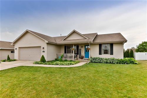 Photo of 4617 Parkwood Dr, Milton, WI 53563 (MLS # 1911538)