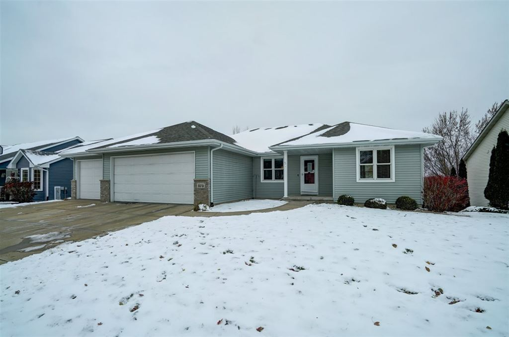 414 Old Indian Tr, DeForest, WI 53532 - MLS#: 1872538