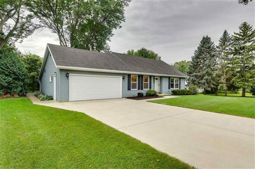 Photo of 3717 Shiloh Rd, DeForest, WI 53532 (MLS # 1889543)