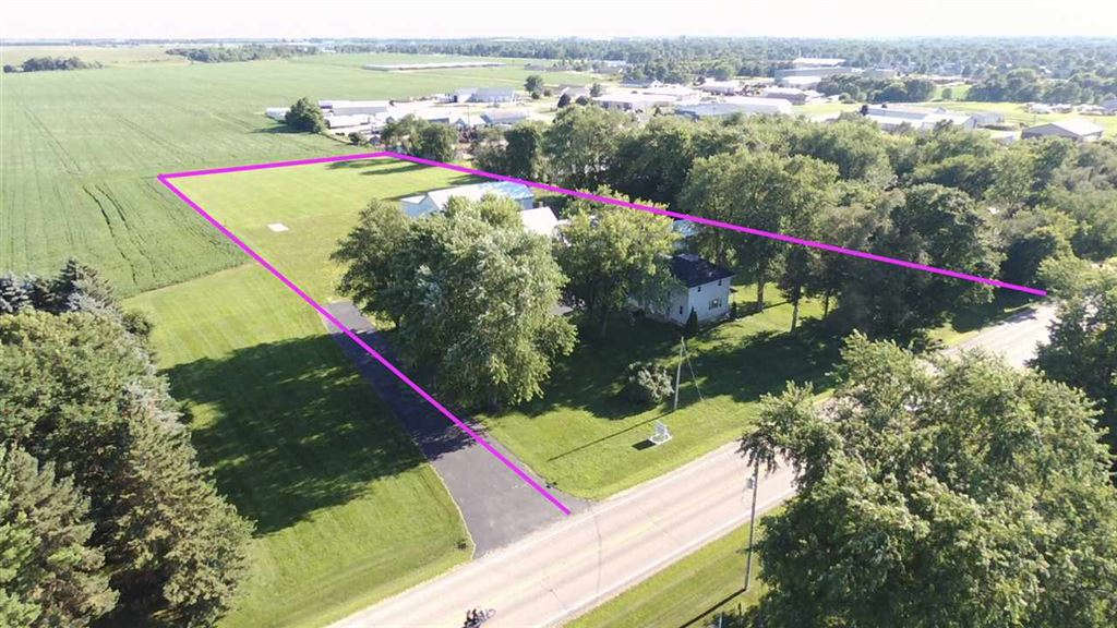 4944 E COUNTY ROAD A, Janesville, WI 53546 - MLS#: 1836544