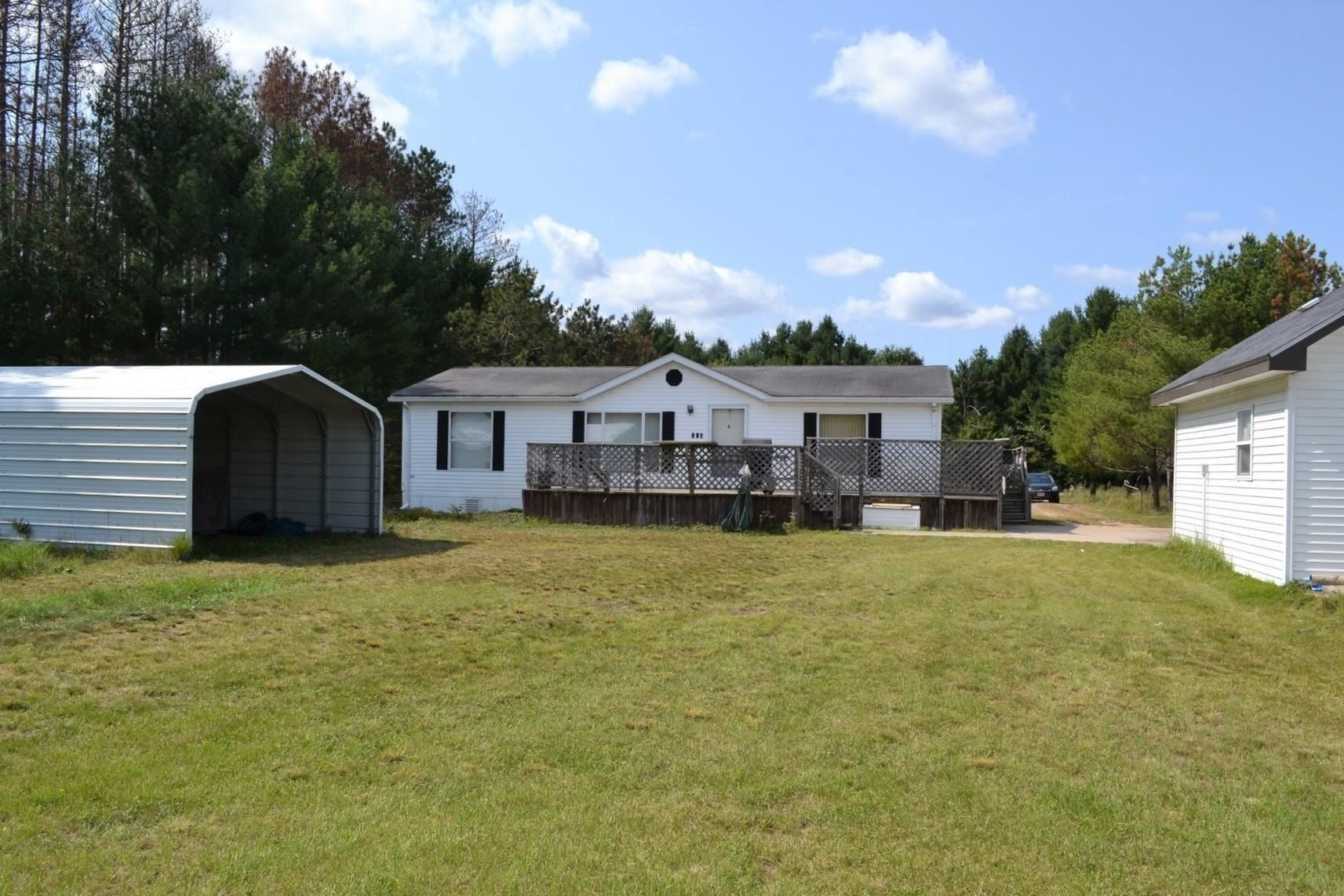 944 13th Ave, Arkdale, WI 54613 - #: 1919544