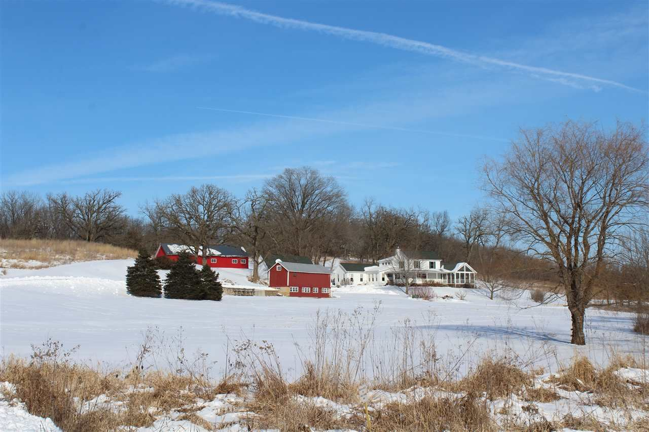 N6501 County Road A, Argyle, WI 53504 - #: 1875548