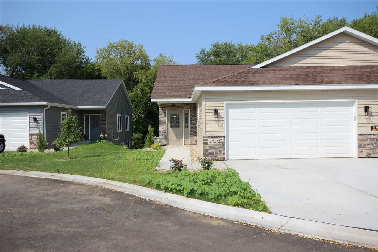 4743 Siggelkow Rd #3, McFarland, WI 53558 - #: 1867555
