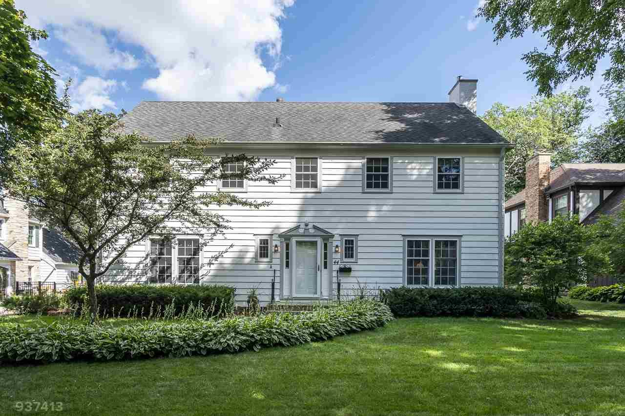 44 Paget Rd, Madison, WI 53704 - #: 1887555