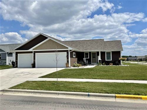 Photo of 376 Hickory St, Evansville, WI 53536 (MLS # 1917558)