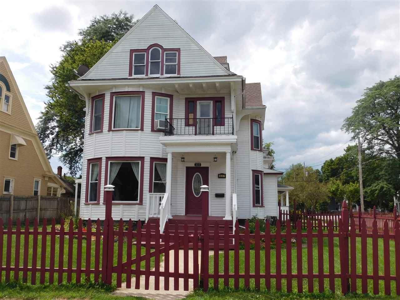 337 N Terrace St, Janesville, WI 53548 - #: 1890560
