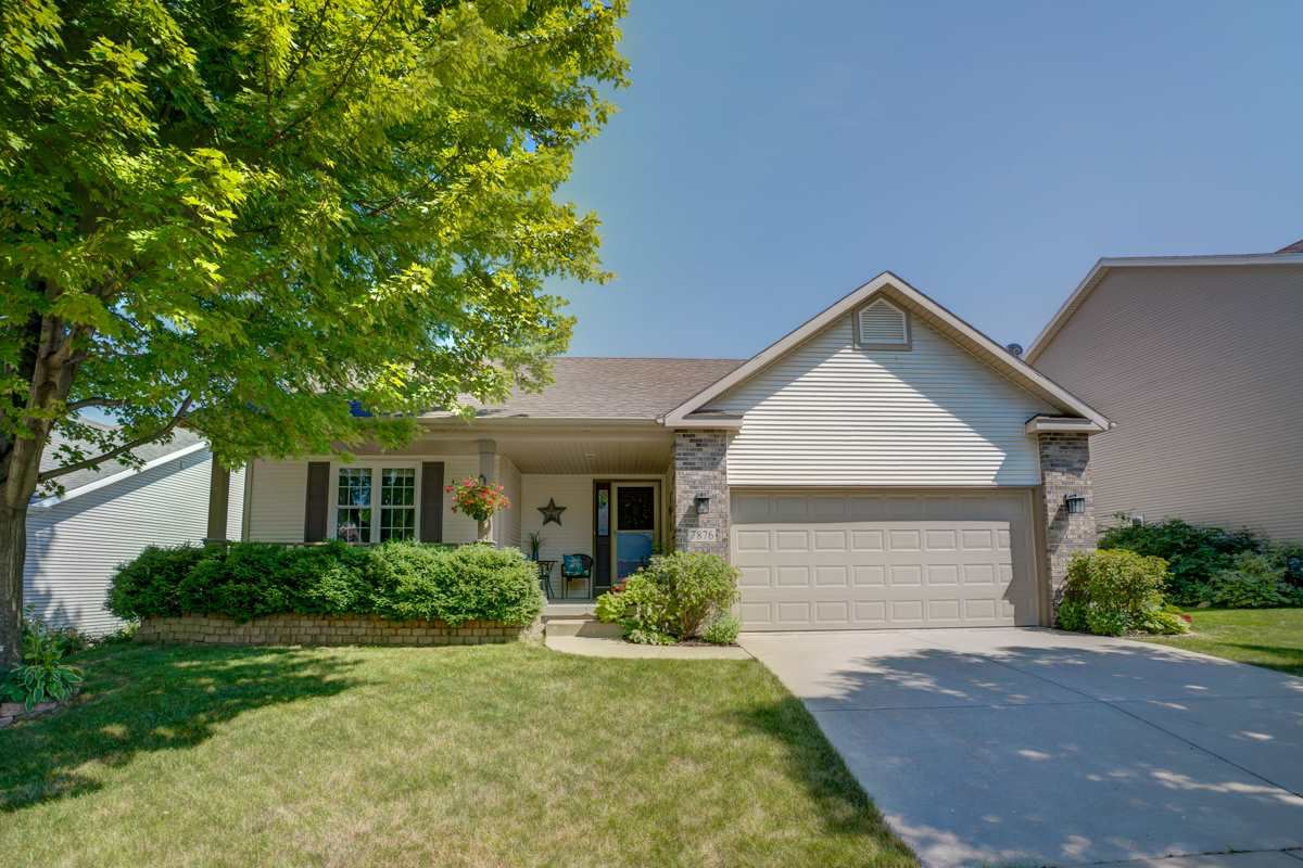 7876 Wood Reed Dr, Madison, WI 53719 - #: 1887565