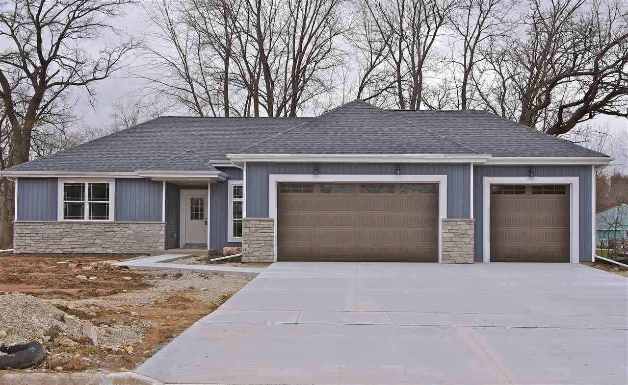 4023 N Wright Rd, Janesville, WI 53546 - #: 1880571