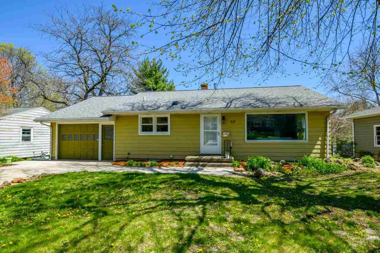 621 Frederick Ln, Madison, WI 53711 - MLS#: 1906571