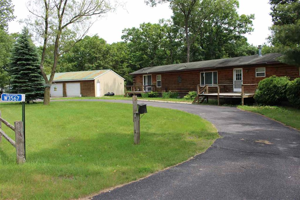 W3567 Carson Heights Rd, Mauston, WI 53948 - #: 1861574