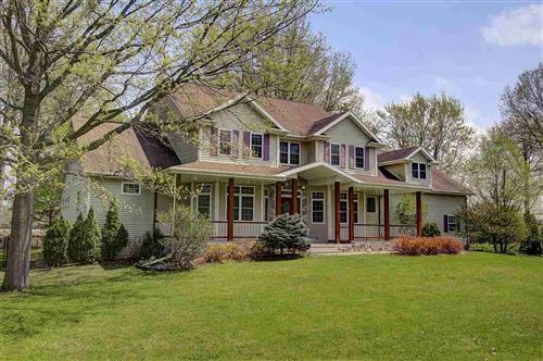 Photo of 5121 HILL TOP RD, Fitchburg, WI 53711 (MLS # 1833575)