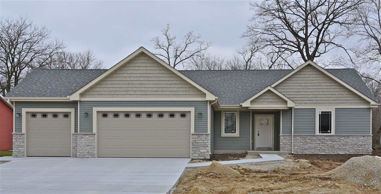4013 N Wright Rd, Janesville, WI 53546 - #: 1880578