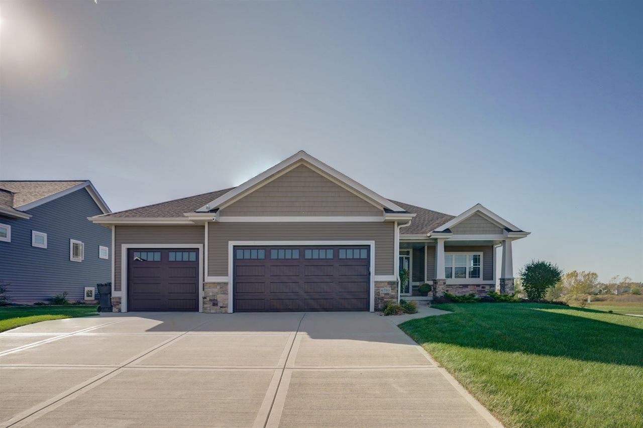 6593 Wolf Hollow Rd, Windsor, WI 53598 - #: 1894583