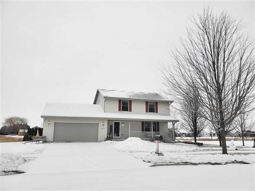 Photo of 4400 COQUETTE DR, Janesville, WI 53546 (MLS # 1876584)
