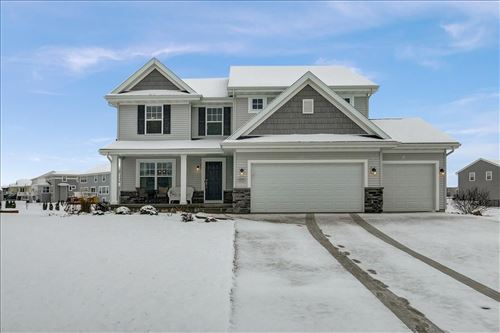 Photo of 4108 Royal View Dr, DeForest, WI 53532 (MLS # 1898586)