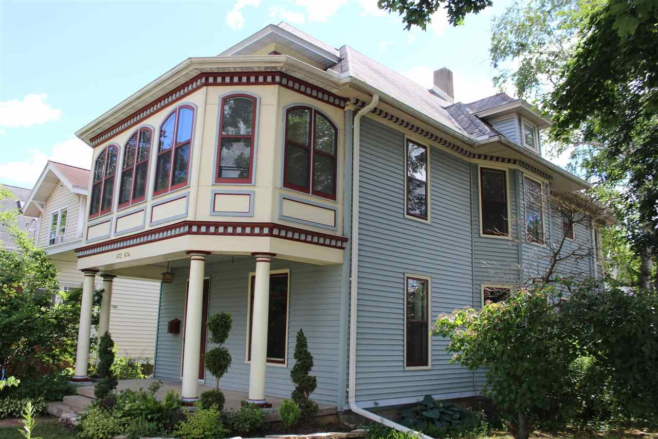 602 Schiller Ct, Madison, WI 53704 - #: 1912586