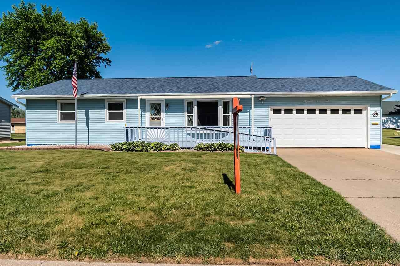 2640 9th Ave, Monroe, WI 53566 - #: 1910587