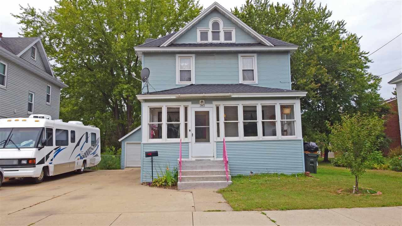 145 N Oak St, Reedsburg, WI 53959 - #: 1892589