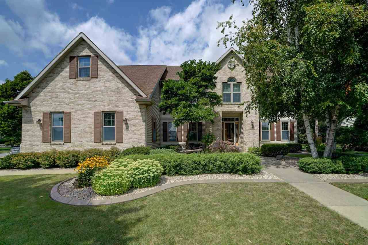 6110 Cottontail Tr, Madison, WI 53718-8264 - #: 1876593