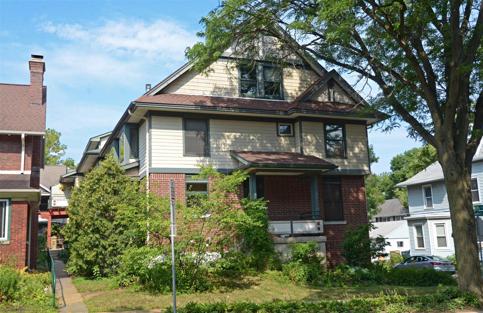 116 S Mills St, Madison, WI 53715 - #: 1918598