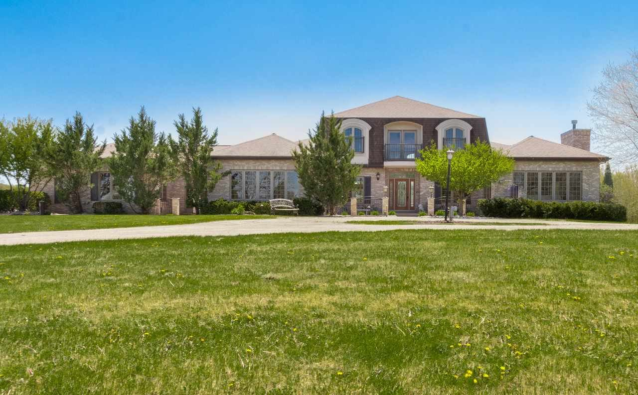 4065 County Road A, Stoughton, WI 53589 - #: 1883599