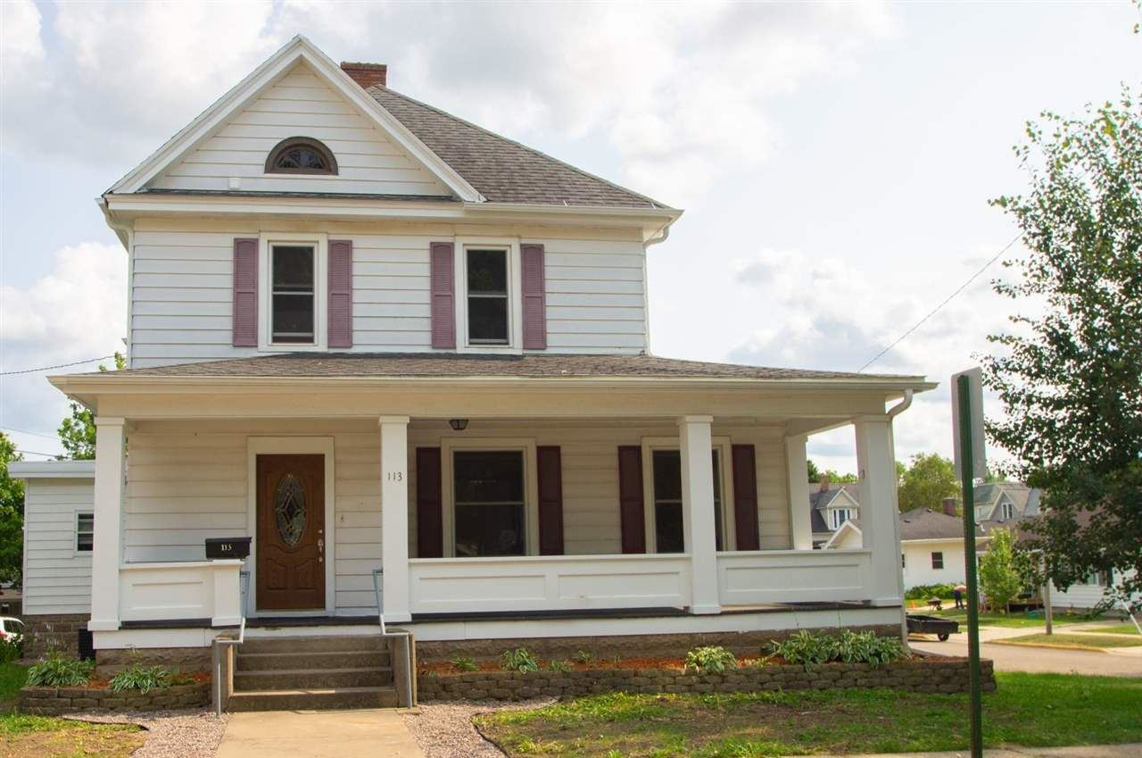113 W Division St, Dodgeville, WI 53533 - #: 1914602