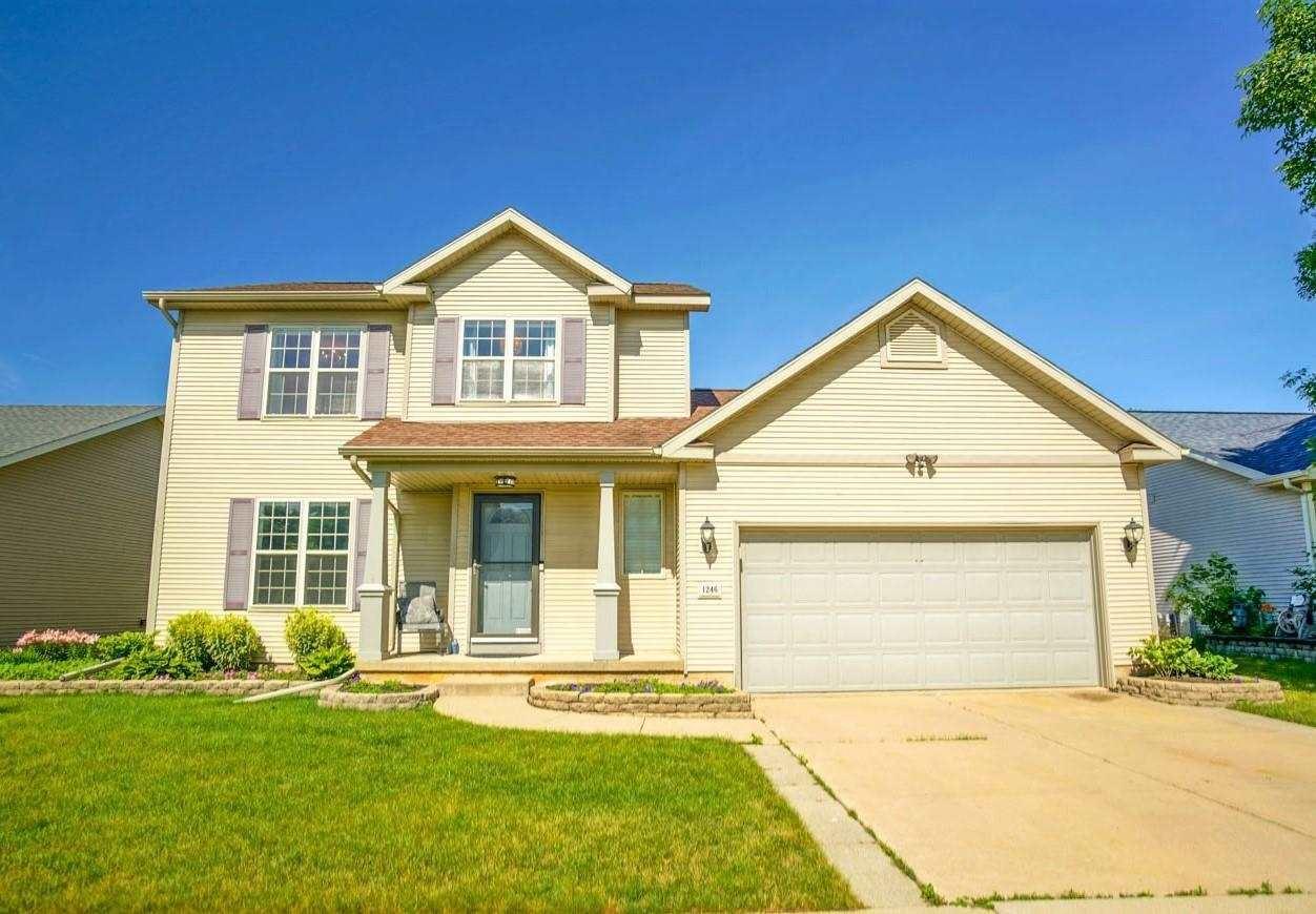 1246 Twinleaf Ln, Madison, WI 53719 - #: 1912611