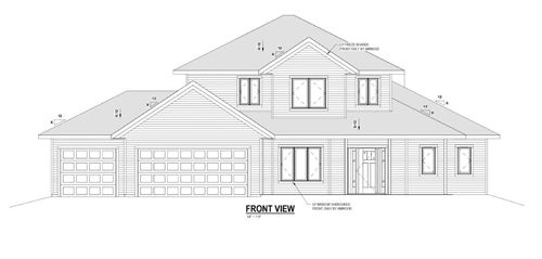Photo of 417 Molly Ln, Cottage Grove, WI 53527 (MLS # 1913615)