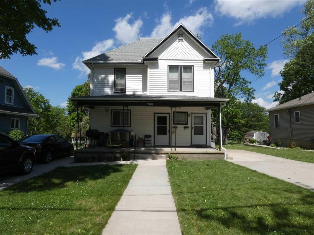 280 Lutheran St, Platteville, WI 53818 - #: 1911619
