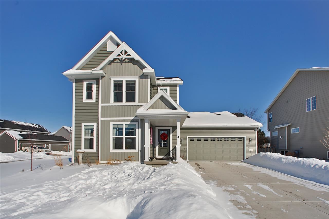 1127 Cathedral Point Dr, Verona, WI 53593 - #: 1901626