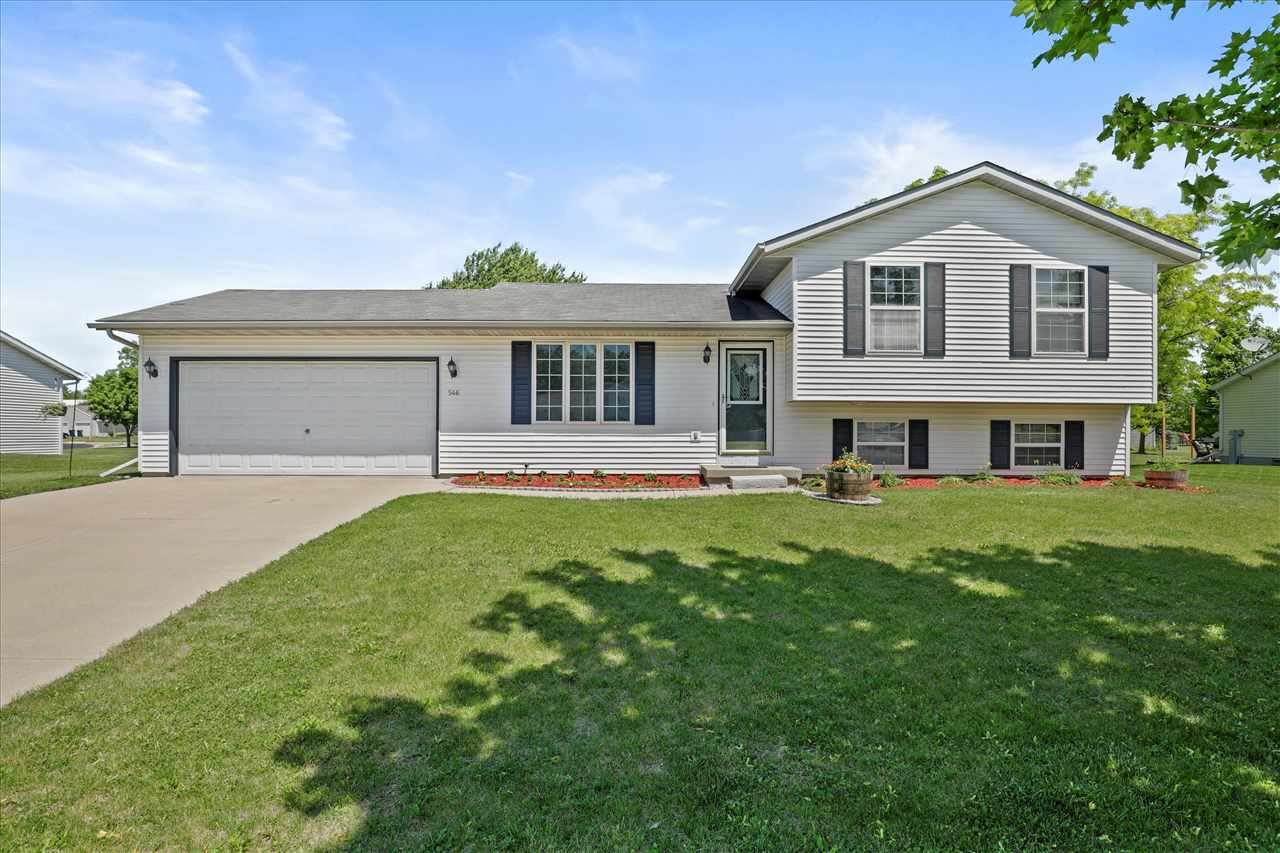 546 Meadowview Ln, Marshall, WI 53559 - #: 1910644