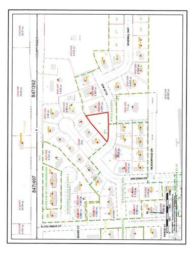 Photo of 0 Ellis Ave, Randolph, WI 53956 (MLS # 1882646)