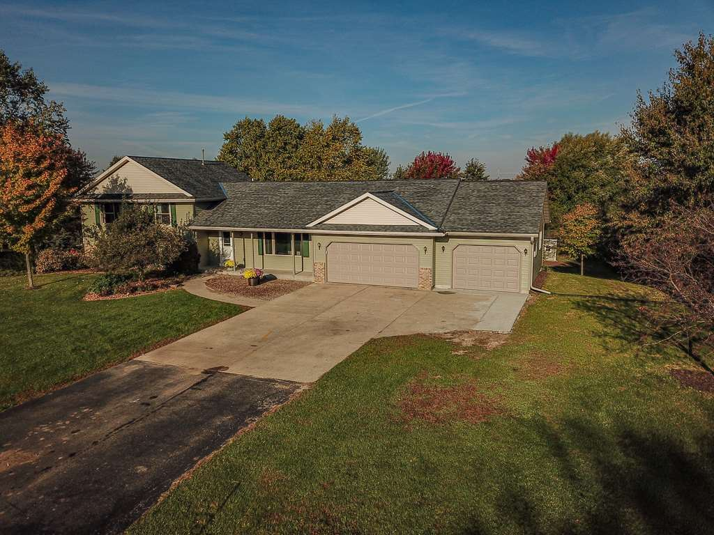 5953 N Jones Dr, Milton, WI 53563 - #: 1869648