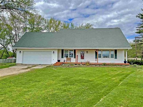 Photo of 9632 W County Road A, Evansville, WI 53536 (MLS # 1908657)