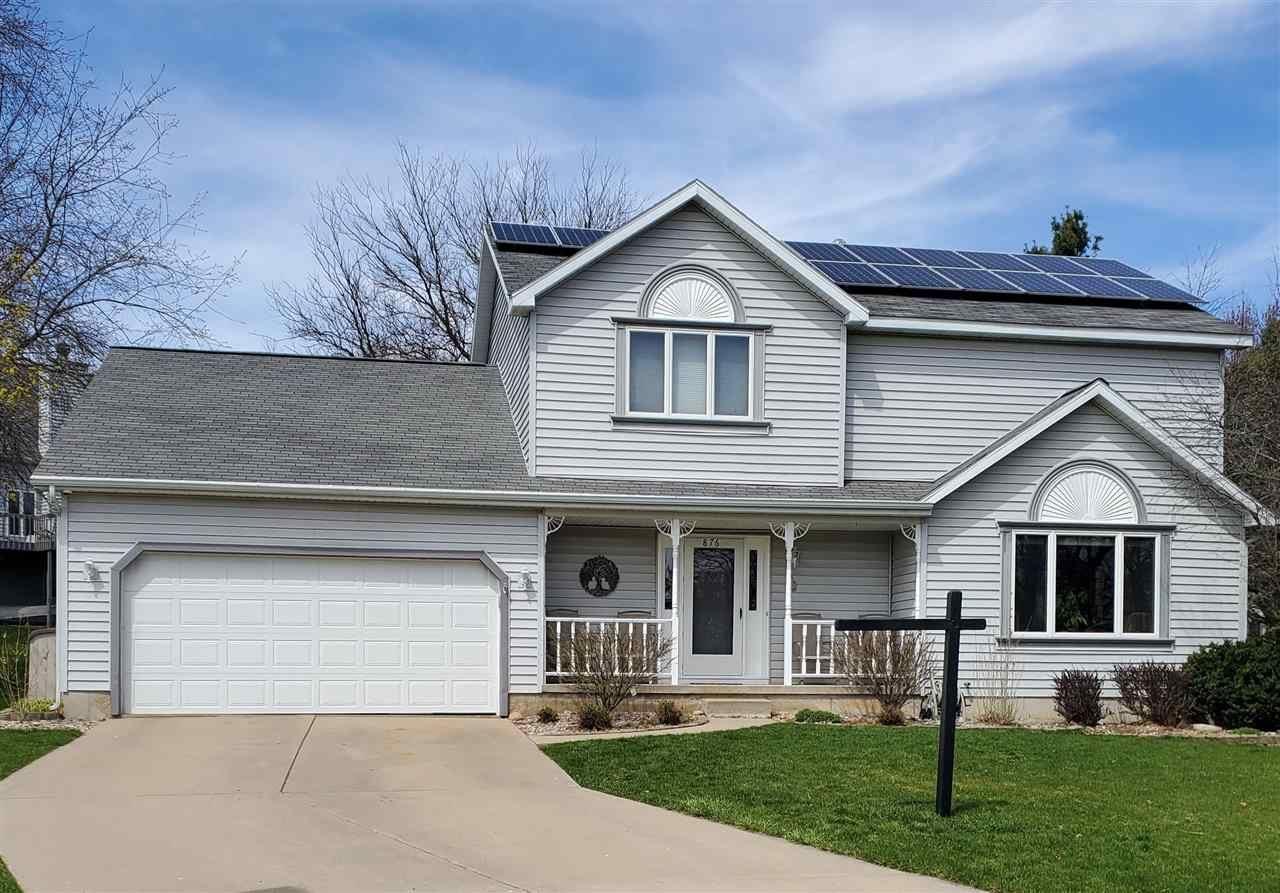 876 Arrowhead Cir, Sun Prairie, WI 53590 - #: 1906664