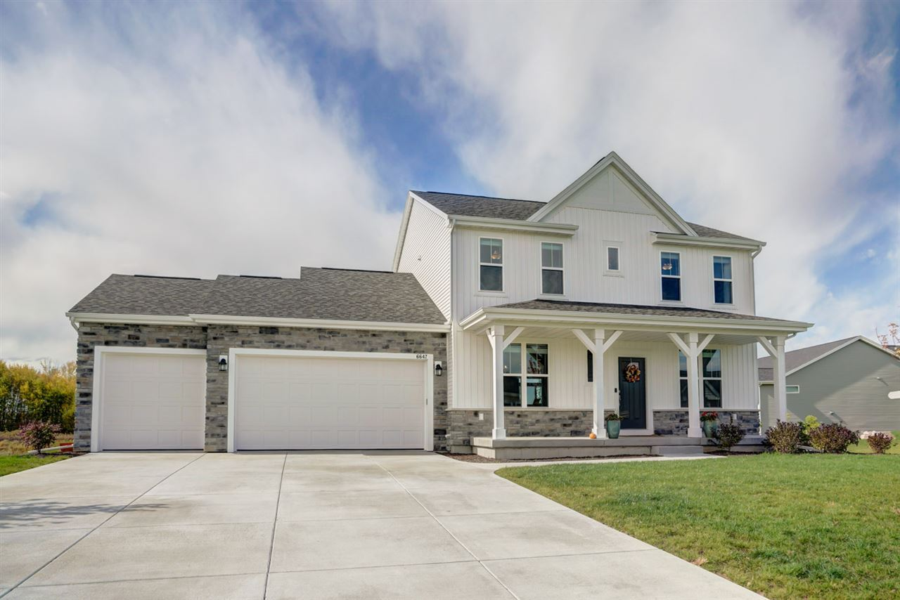 6647 Wolf Hollow Rd, Windsor, WI 53598 - #: 1895665