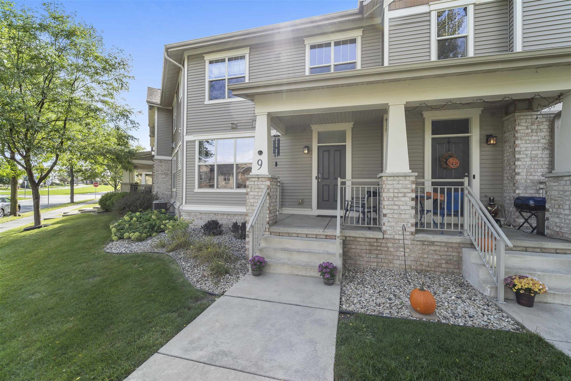 326 E Hill Pky #9, Madison, WI 53718 - #: 1920665