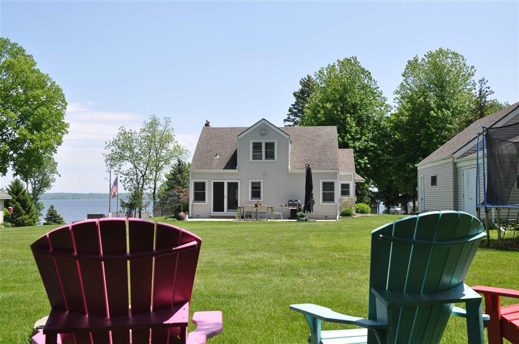371 S Lawson Dr, Green Lake, WI 54941 - #: 1868667