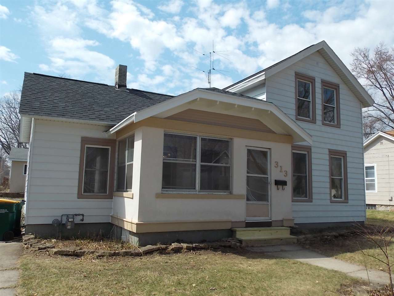 313 Lincoln St, Fort Atkinson, WI 53538 - #: 1880667