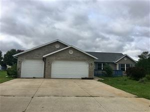 Photo of 539 Elijah Ct, Evansville, WI 53536 (MLS # 1869678)