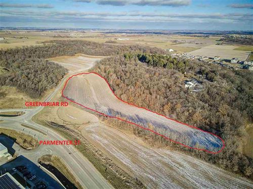 Photo of 8.64 Ac Greenbriar Rd, Middleton, WI 53562 (MLS # 1902678)