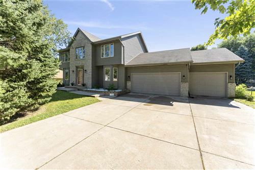Photo of 2768 Rosellen Ave, Fitchburg, WI 53711 (MLS # 1890680)